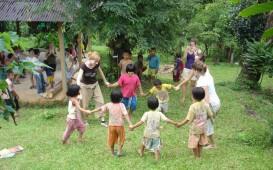 Freiwilligenprojekte im Kinderheim