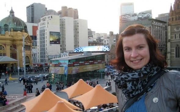 Fernweh Australien: High School Partner Inga Melbourne