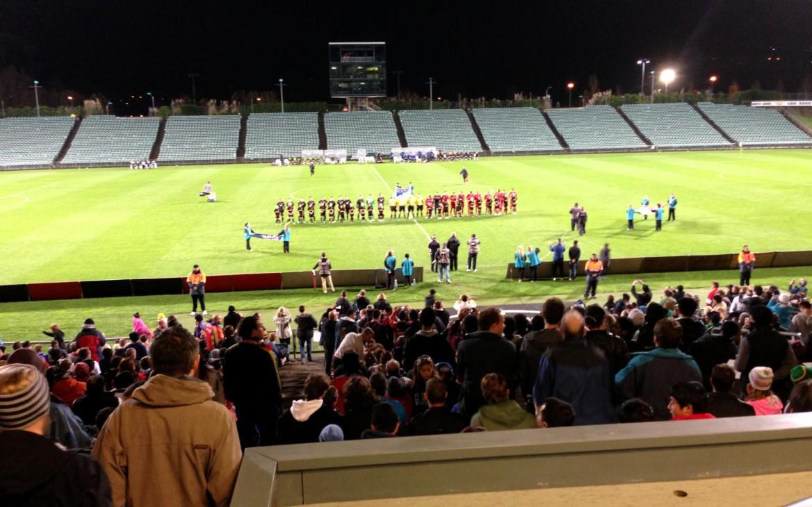 Sebastian in Neuseeland #1: Auf den Spuren des neuseeländischen Fußballs