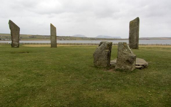 Shetland Reisebericht: Die Standing Stones of Stenness