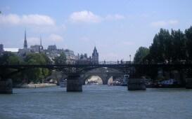 Auslandsaufenthalt in Frankreich: Am Ufer der Seine in Paris