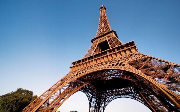 Auslandsaufenthalt in Frankreich: Der Eiffelturm in Paris