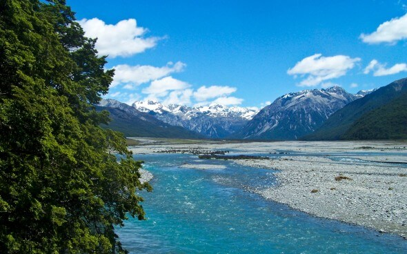 Campen in Australien: Atemberaubende Natur