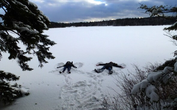 Erfahrungsbericht High School Kanada: Schnee in Kanada