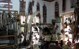 Freiwilligenarbeit: Verkauf von Kunsthandwerk