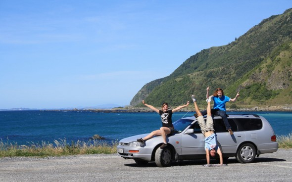 Roundtrip durch Neuseeland: mit dem Van über die Insel