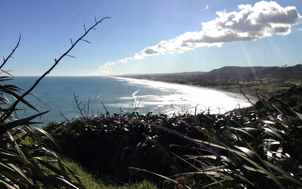 Sebastian in Neuseeland #3: Muriwai Beach, Rotorua & mehr!