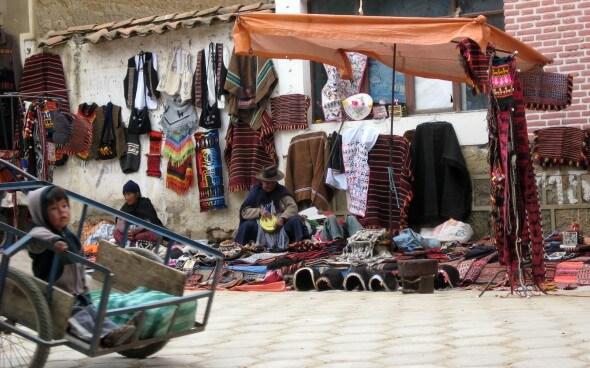 Anekdoten aus Paraguay: Markt