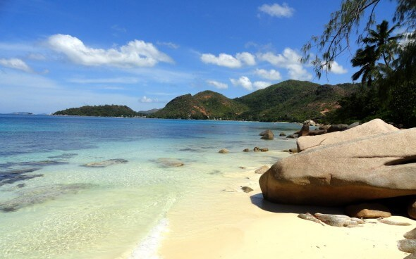 Arbeiten auf den Seychellen: türkises Meer aus FlickR von travelourplanet.com