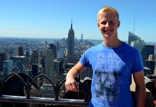 Malte in den USA #2: Der Start in der High School