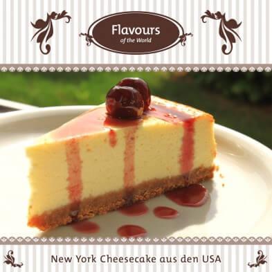 Gerichte aus aller Welt: New York Cheesecake