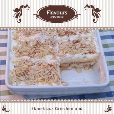 Rezepte aus aller Welt: Ekmek-aus-Griechenland
