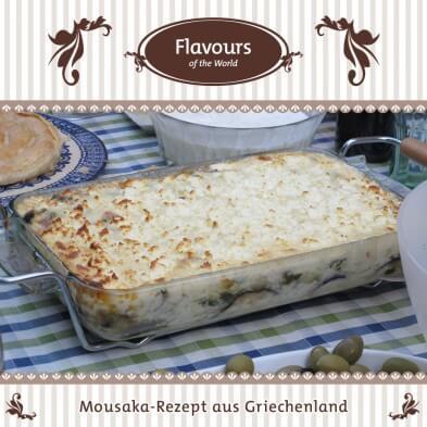 Rezepte aus aller Welt: Mousaka