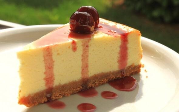 Rezepte aus aller Welt: New York Cheesecake