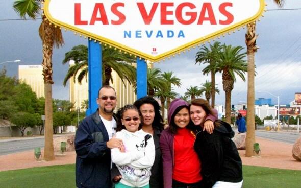 Freunde finden im Ausland: Auf Ausflug mit der Gastfamilie