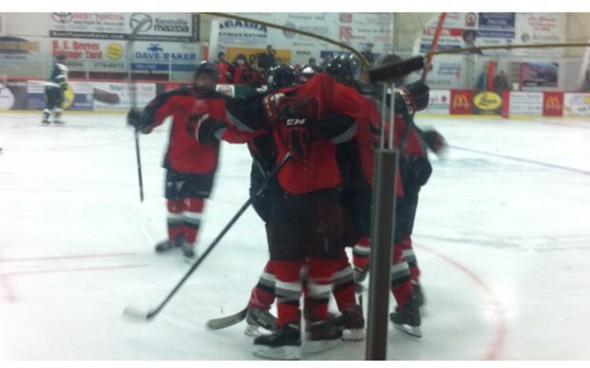 High School Jahr in Kanada: Eishockey