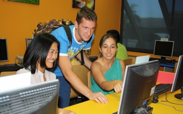 Sprachen lernen: Gemeinsam lernen