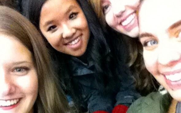 High School Jahr in Kanada: Lena und ihre Mädels
