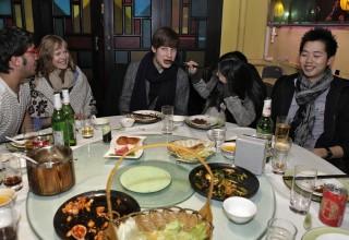Zu Tisch in China – Über die chinesische Esskultur