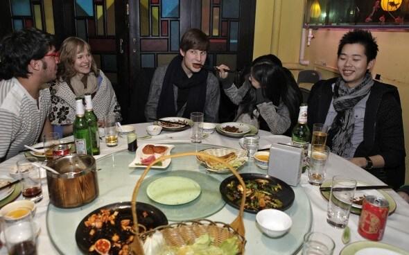 Chinesische Esskultur: Schmatzen erlaubt