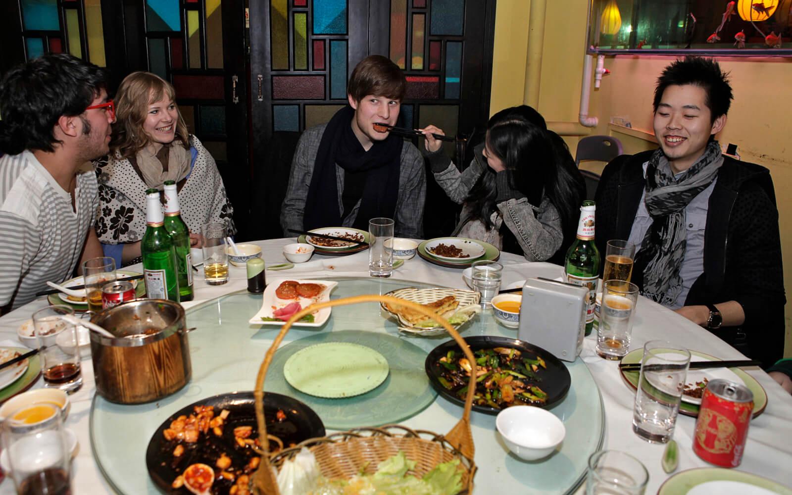"""Im Sichuan Restaurant """"Ma La Xiang Guo"""""""