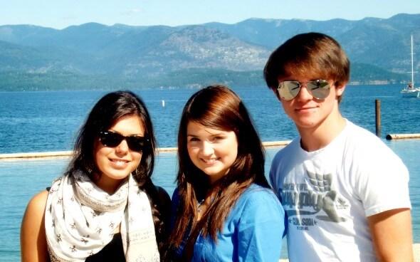 Freunde finden im Ausland: Gemeinsam die Gegend erkunden