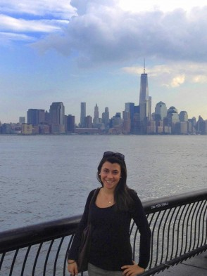 Au-pair USA: Leonie in Manhattan