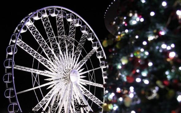Silvester feiern in Übersee: Weihnachtsmarkt an der Waterfront in Kapstadt