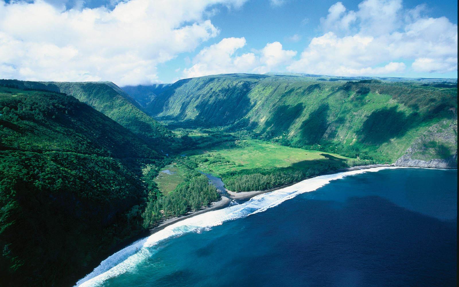 Hawaii: Die wunderschöne Landschaft der Insel