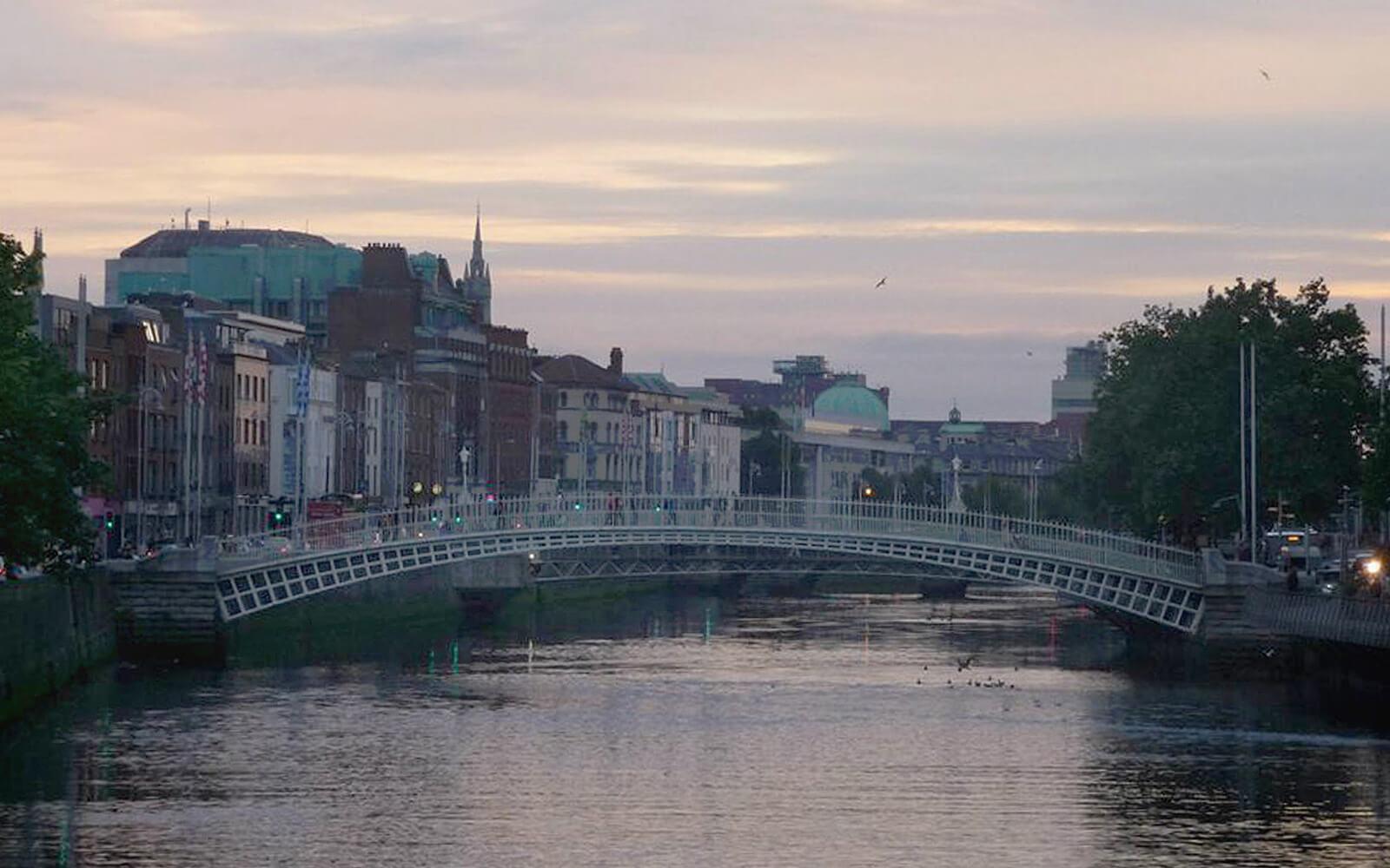 Antonia bei den Iren: Dublin
