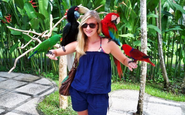 Reiseblog: Thekla auf Bali