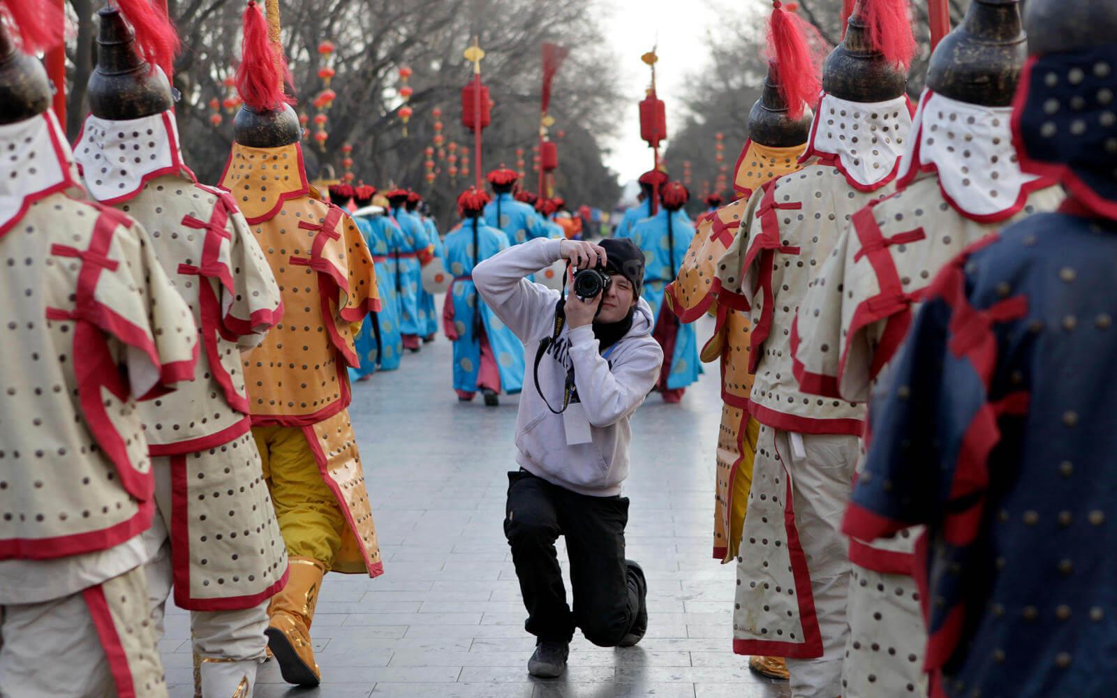 Reiseblog: Phillip in China