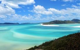 Anna entdeckt Australien: Whitsunday Island