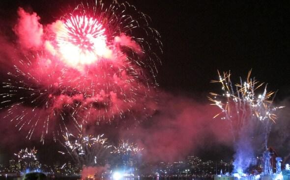 Anna entdeckt Australien: Silvester in Sydney