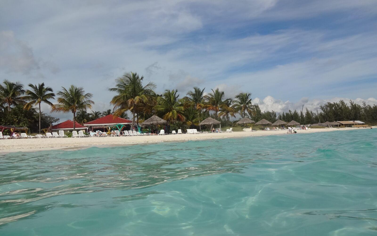 Freiwilligenarbeit USA: Bahamas' traumhafte Strände
