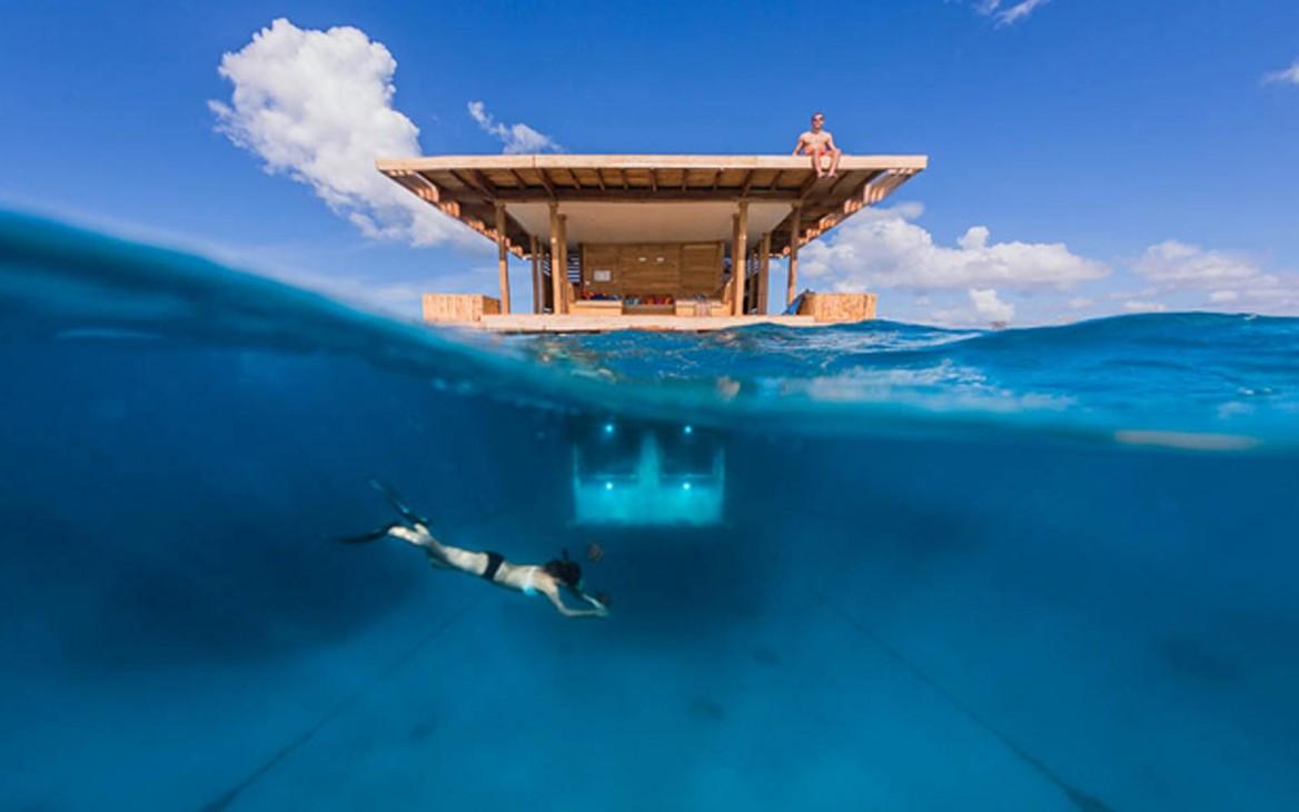 Unsere Liste der fünf außergewöhnlichsten Hotels der Welt