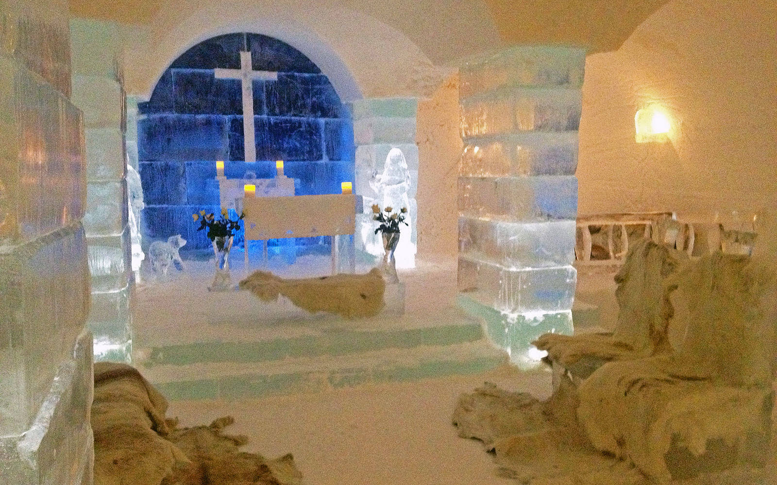 Iglu Hotel in Norwegen von kjelljoran (2)