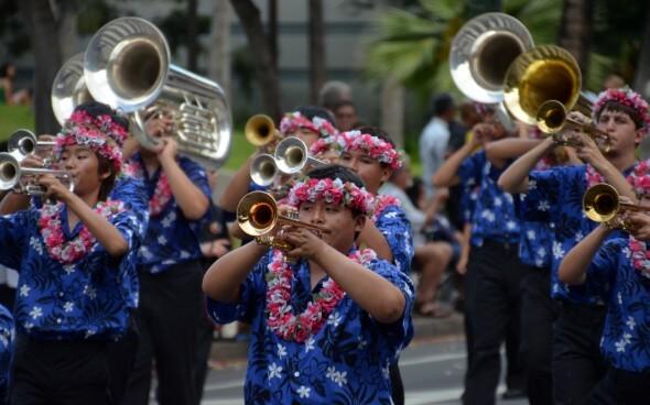Hawaii: Aloha Festival by thtbln