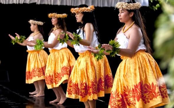 Hawaii: Hula by US Embassy New Zealand