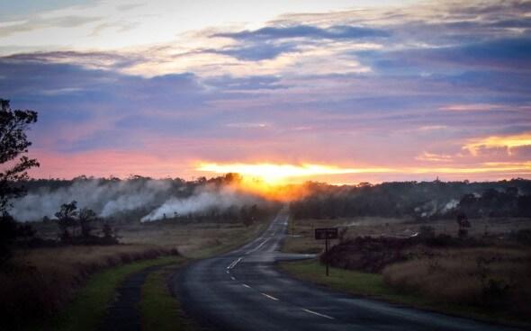 Hawaii: Kilauea by nan palmero