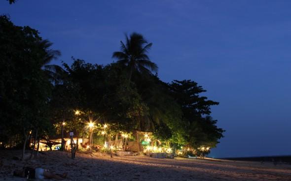 Freiwilligenarbeit in Asien: Kho Lanta Beach