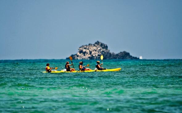 Hawaii: Paddeln by Ricymar Photography