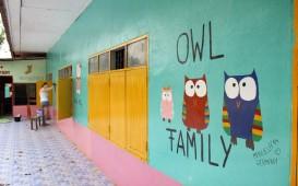 Renovierung im Waisenhaus