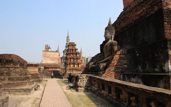 Freiwilligenarbeit in Asien: Sukhothai