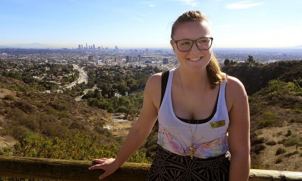 Magdalena in den USA: Hollywood