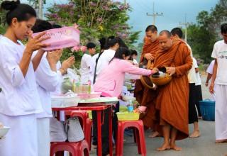 Malina in Asien #5: Die Buddhismus-Woche