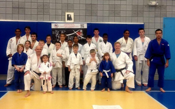 High School USA: Maltes Judo Verein