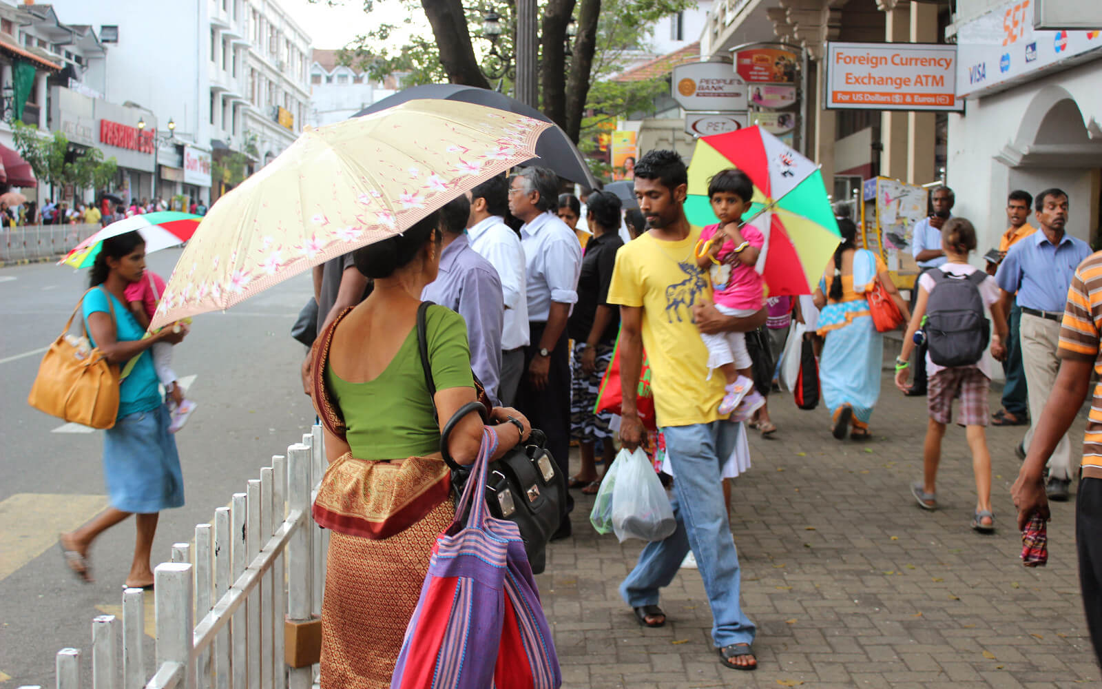 Sri Lankas bunte Strassen
