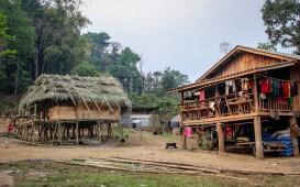 Thailändische Häuser