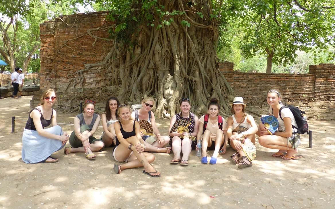 Volunteer Asien: unsere Koordinatorin Lara war vor Ort